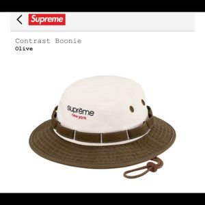 Supreme Contrast Olive Boonie (SS20) M/L